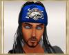 ~H~Pirates 1 Headband Bl