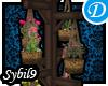 [MHH] Rustic Planter 02