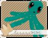 Kawaii Octopus Head Pet