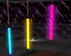 neon hangers