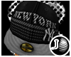 [LF] NEW YORK Cap-Gry