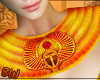 Egyptian Isis Necklace O