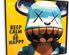 Keep Calm and Be HAPPY!!