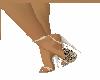 (goto) sexy heels gold