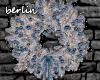 [B] Christmas Wreath, W