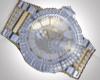 Gold&Silver Ecko-watch