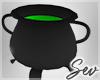 *S Animated Cauldron