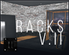 // LVB Sweater Racks II