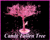 Candy Falling Tree
