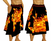 TF* Animated Fire Kilt