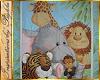 I~Baby Soft Jungle Quilt