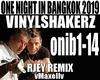 One Night In Bangkok '19