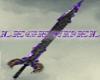 Unholy Sword - Purple