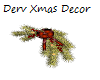 Xmas Decor Derivable