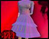]D[ Bell-sleeve Dress