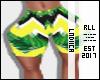 │Palm Geo shorts