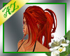 Redh Hair Pony Tail 2