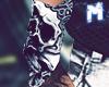 ♚ Arm Skull Bandana