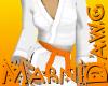 Orange Belt White Gi