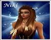 NK caramel pluma hair