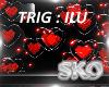 *SK*ILU HEART PARTICLES