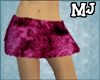 (T)pinkpattern skirt