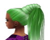 light green pony