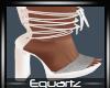 Cream Sexy Heels