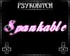 PB Spankable 3d mesh