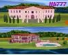 HB777 Pink Mansion
