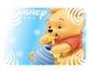 Baby Pooh Bear towel