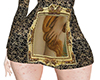 Gold-Goddess skirt