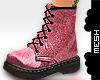 ! Rosa Combat Boots