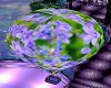 Purple Wedding Baloon