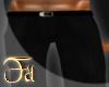 *FD*Slim Cut Pants