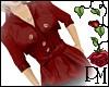 [PBM] Red Wool Coat