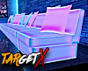 ✘ Long Glow Couch