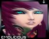 Emo MOBSCENE Head 3
