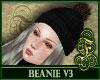 Beanie V3 Gray