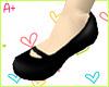 +School girl Flat Shoes+