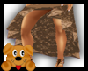 !A! Brown Western Skirt