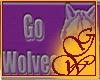 GW Wizard Go Wolves! Fl