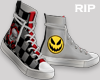 R. Patches sneakers