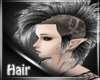 Unholy Slv Hawk ~hair~