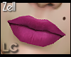 LC Zell Berry Pink Lips