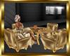 Golden Heaven Couch