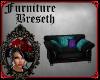 BS*MV BlackTeal Chair