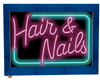 ! Sign  hair y nails