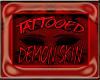 [MCP] Demonic Tattooz M