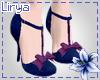 Hydrangea Lolita Shoes